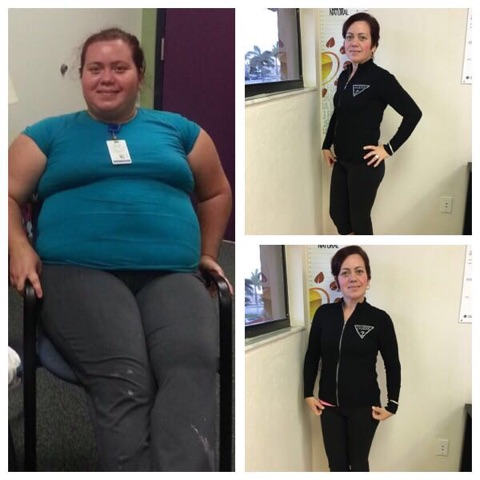 metformin before and after weight loss
